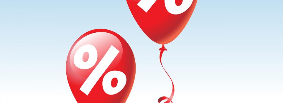 Majowe Szaleństwo: 15 maja 15% zniżki!