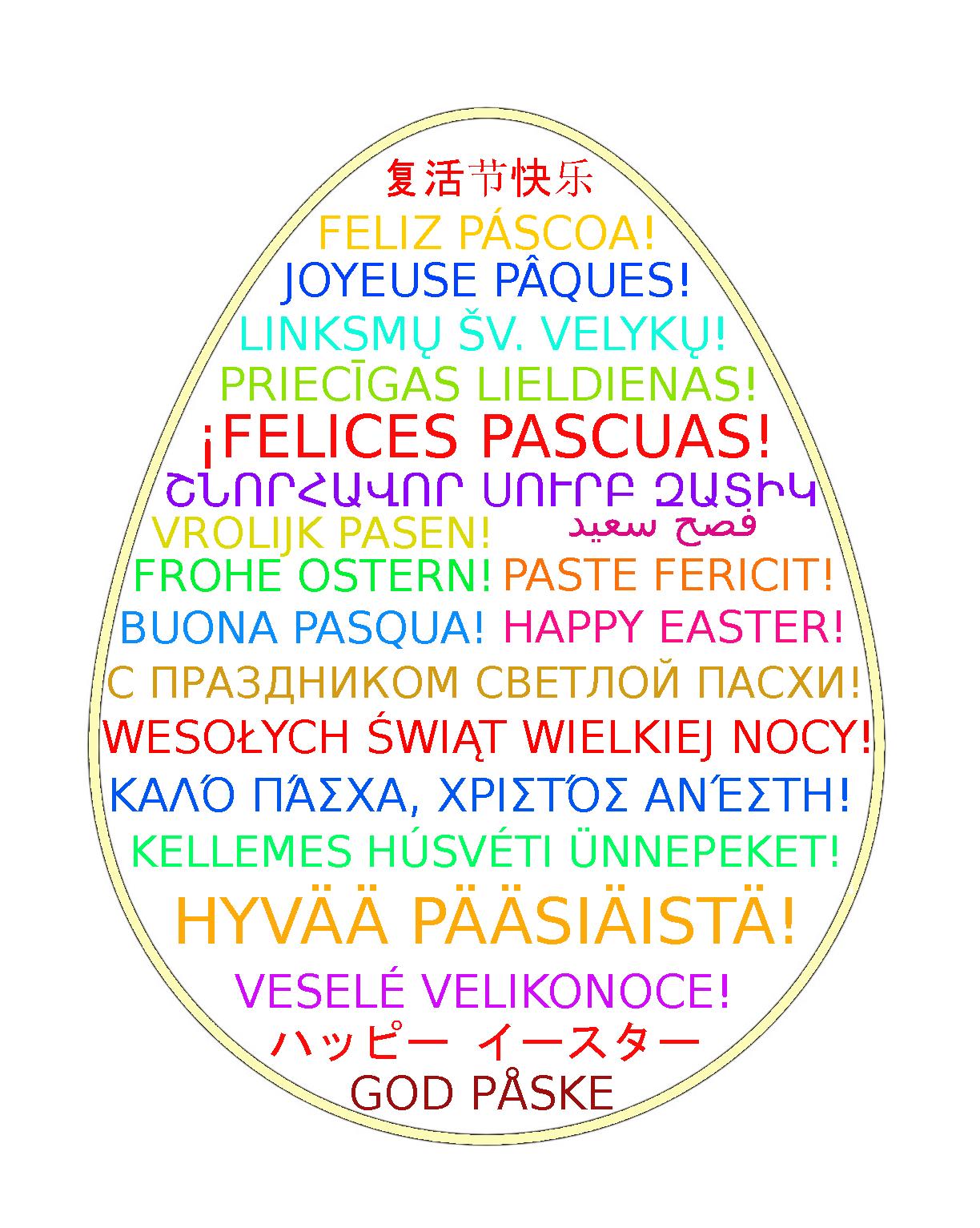 życzenia w 21 językach