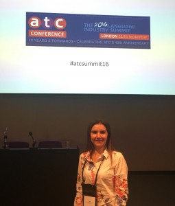 ATC Language Industry Summit
