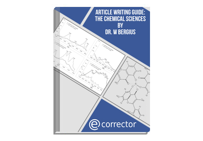 Article Writing Guide: The Chemical Sciences