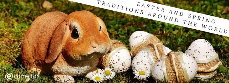 Wielkanoc i wiosna w tradycji światowej