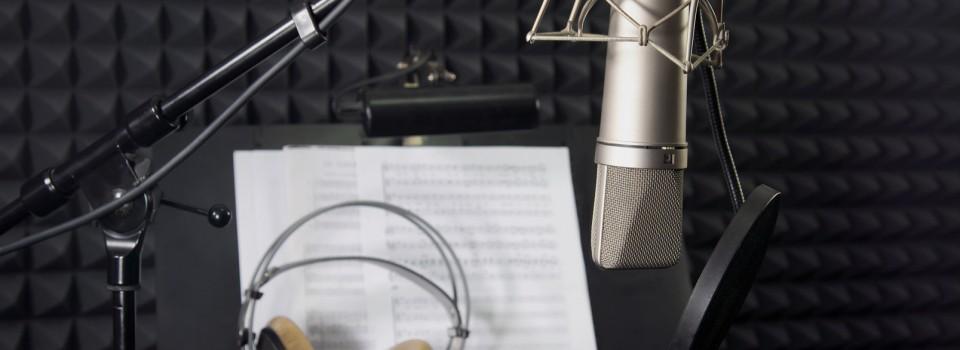 Neuer Fremdsprachenservice - Tonaufnahmen