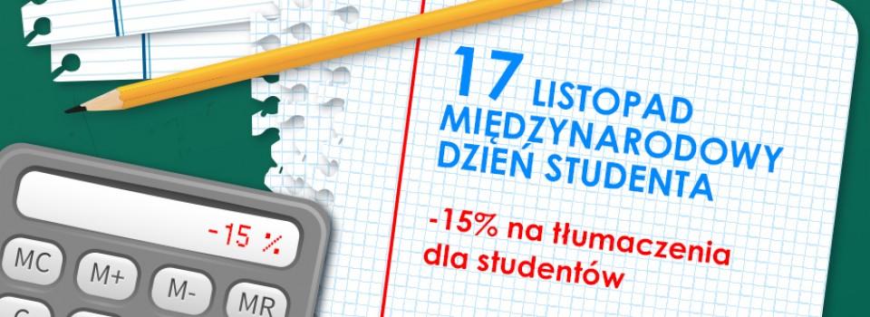Międzynarodowy Dzień Studenta