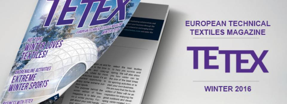 The latest edition of TETEX magazine edits and proofread by eCORRECTOR