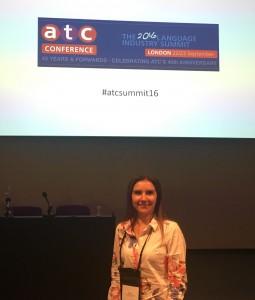 ATC Language Industry Summit