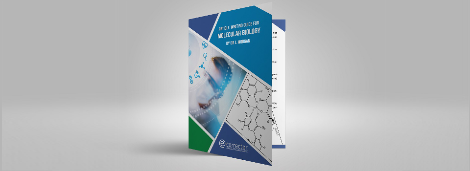 Article Writing Guide for Molecular Biology