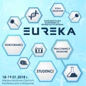 """eCORRECTOR partnerem II Ogólnopolskiej Konferencji Interdyscyplinarnej """"Eureka"""""""