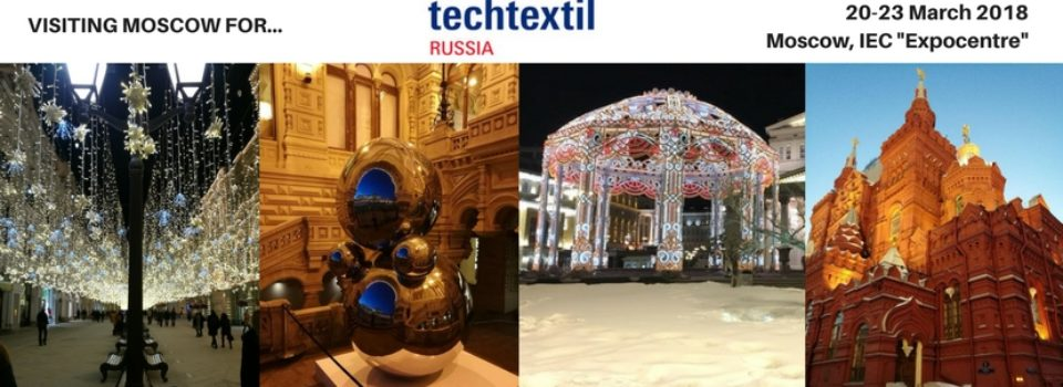 eCORRECTOR at Russian Techtextil Week (20-23 March, 2018)