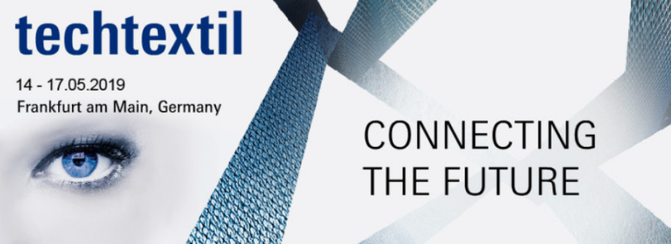 2019 edition of the Techtextil trade fair