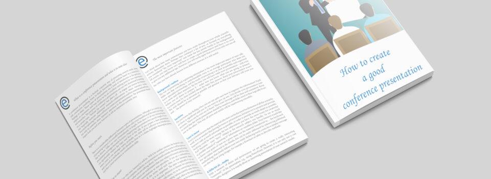 Conference presentation – e-book