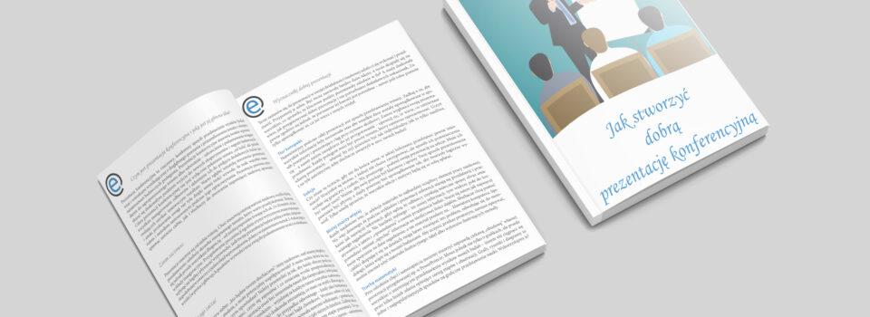 Prezentacja konferencyjna – e-book